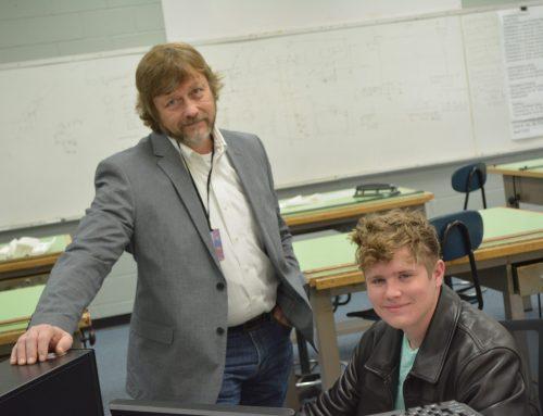 Wigington Chosen as STAR Teacher