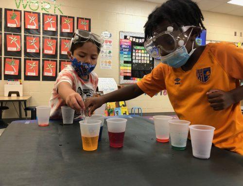 Kindergarten Mad Science Friday