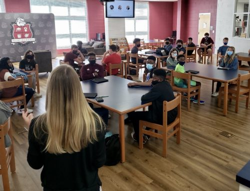 Guest Speakers Discuss Careers in Energy at NAHS