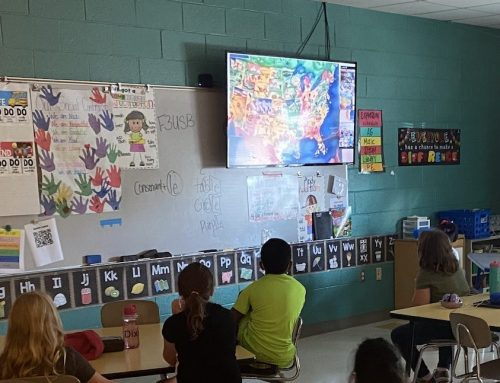 2nd Grade Students Learn More About Our Community