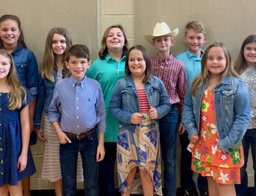 EXCEL Students Present at Literary Luncheon