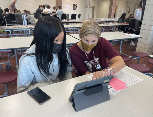College Application Day at NAHS