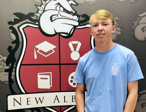 Cox Selected as Toyota Intern
